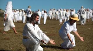 Дъновистите посрещнаха Божествената Нова година