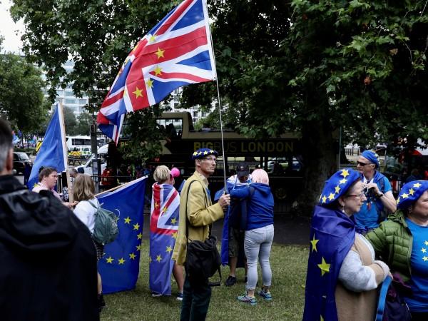 Снимка: ЕК: ЕС е готов за Brexit без сделка