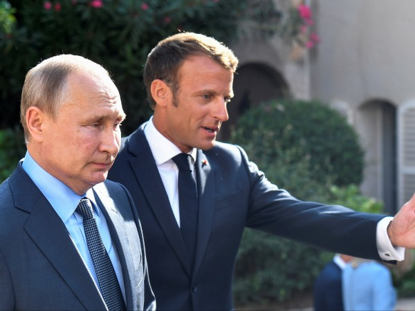 Бъдещето на Русия изцяло е свързано с Европа според френския