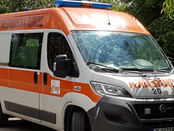 Шестима са пострадали при пътно произшествие в района на село