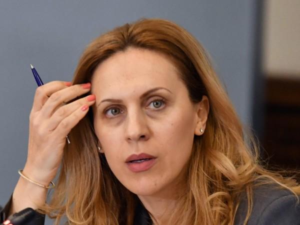 Снимка: Марияна Николова е новият шеф на Съвета по киберсигурност