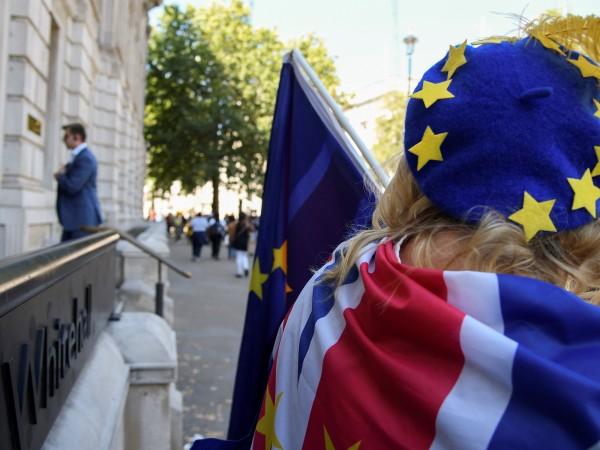 Снимка: ЕС отхвърли молбата на Лондон за предоговаряне на Brexit