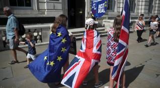 На 31 октомври: Лондон ще спре свободното движение на хора към Острова