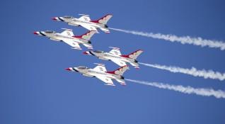 САЩ продават на Тайван 66 изтребителя F-16