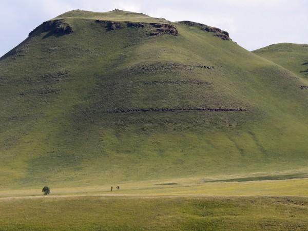 Снимка: Хора пътешествали из евроазиатските степи преди 45 000 г.