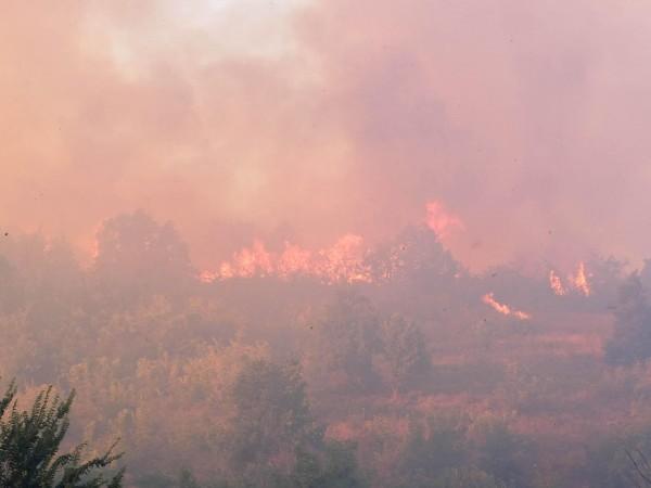 Пореден пожар на сметище в страната - тази сутрин се