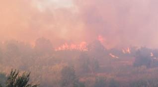 Пореден пожар: Гори сметището в Карлово