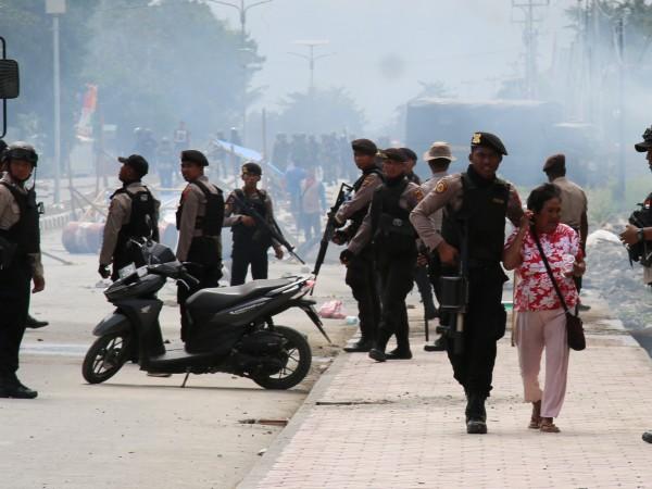 Индонезия спря вчера интернета в провинциите Папуа и Западна Папуа,