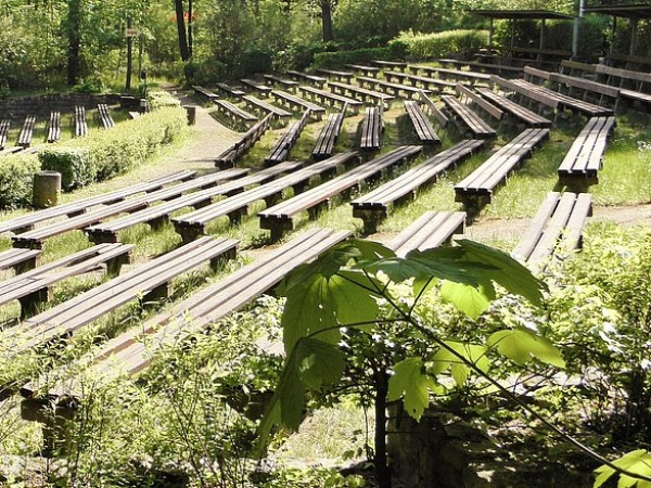 Лятно кино на открито в Парка на смеха открива за