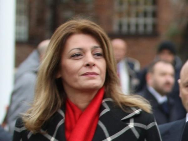 Съпругата на президента Румен Радев - Десислава, се засегна от