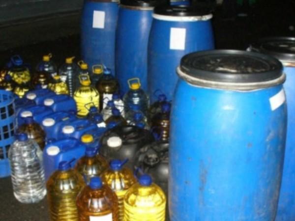 Близо 400 литра ракия без документи за платен акциз иззеха