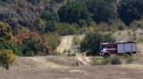Обвиниха мъж за палежа на гора край Реброво