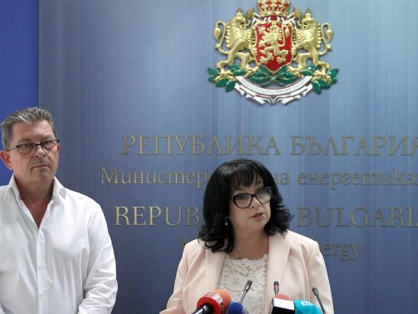 Министърът на енергетиката Теменужка Петкова отговори на твърденията на БСП
