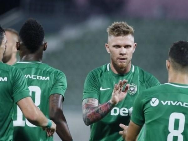 Лудогорец и Марибор завършиха наравно 0:0 в първа среща от
