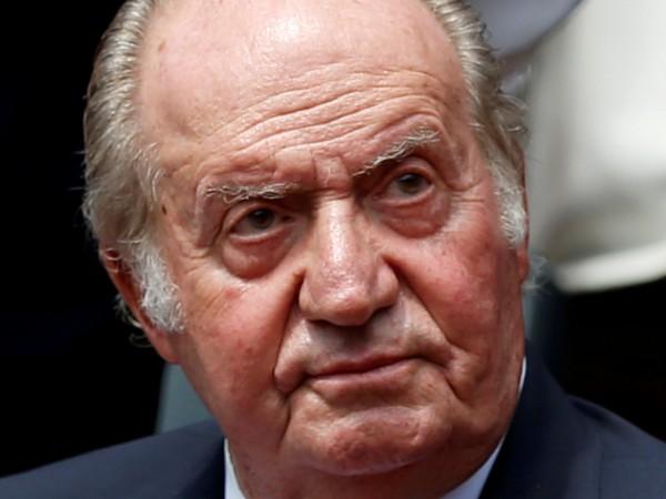 Оттеглилият се крал на Испания Хуан Карлос, 81-годишният баща на