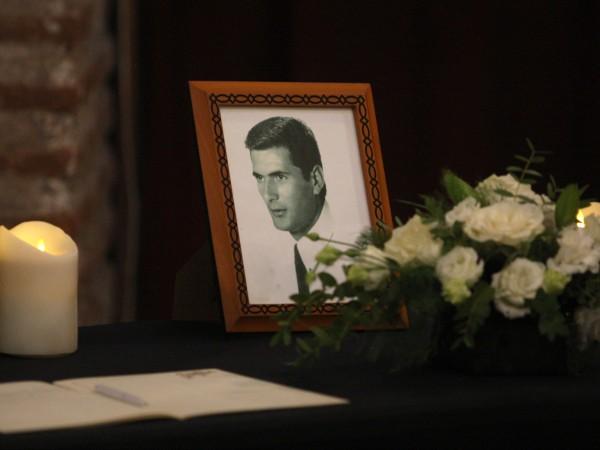Да си вземат последно сбогом с Жорж Ганчев се събраха