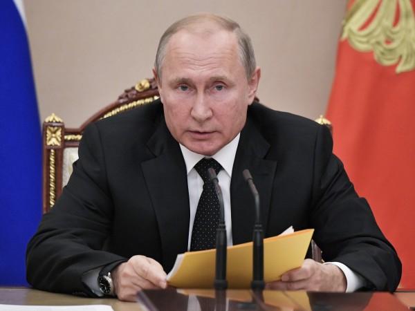 Президентът на Русия възложи да бъде направен анализ на степента