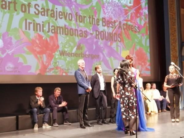 Най-новият филм на Стефан Командарев взе две от най-престижните награди