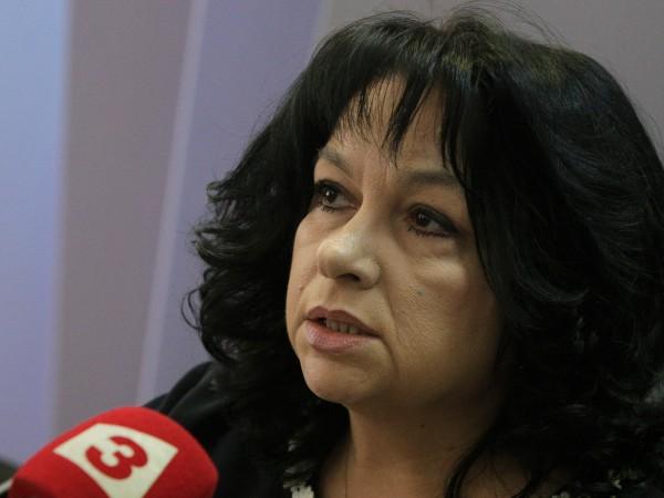 Енергийният министър Теменужка Петкова потвърди заявеното желание за участие на