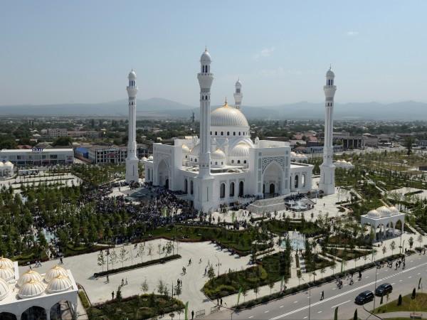 Властите в руската Чеченска република откриха по думите им най-голямата