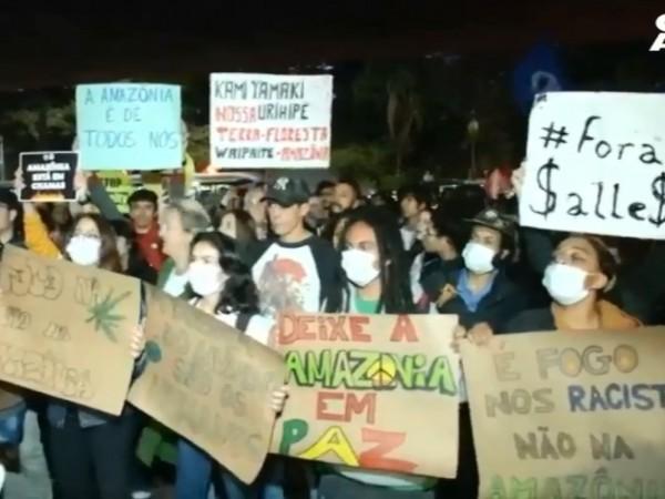 След острия международен отзвук президентът на Бразилия позволи на армията