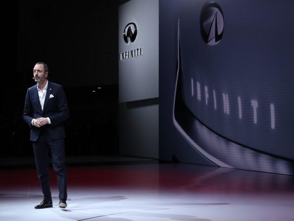 Главният дизайнер на луксозната марка на Nissan – Infiniti, Карим