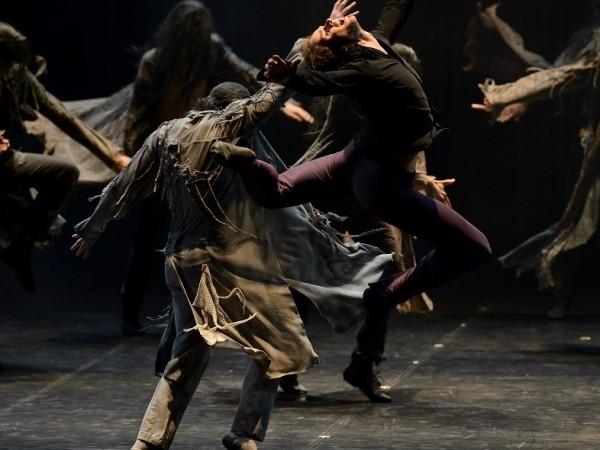 """Героите на А.С. Пушкин пренася в наши дни балетът """"Евгений"""