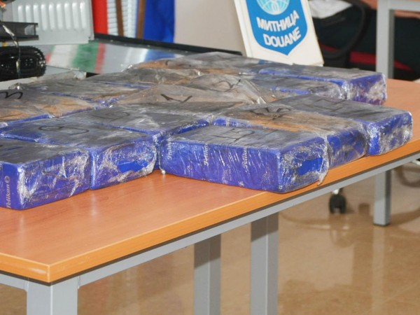 "Снимка: Заловиха почти 20 кг хероин на ""Капитан Андреево"""