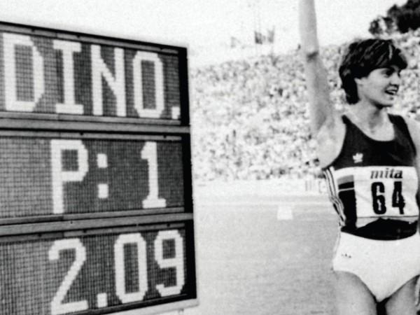 На 30 август 1987 г. на световното първенство в Рим