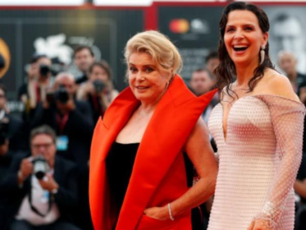 76-ият филмов фестивал във Венеция започна вчера и напомни на