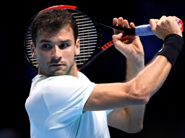 Григор Димитров след победата с 7:5, 7:6 (8), 6:2 над