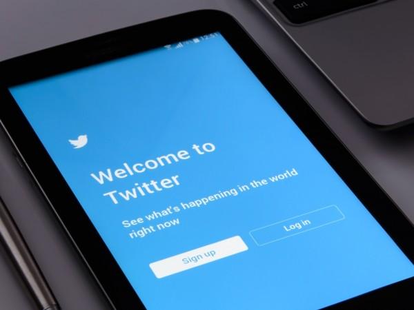 Акаунтът в Туитър на Джак Дорси, главен изпълнителен директор и