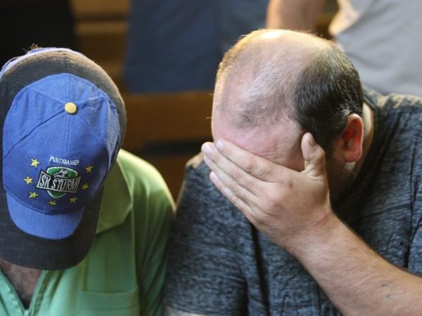 По искане на Софийската градска прокуратура двамата задържани и обвинени