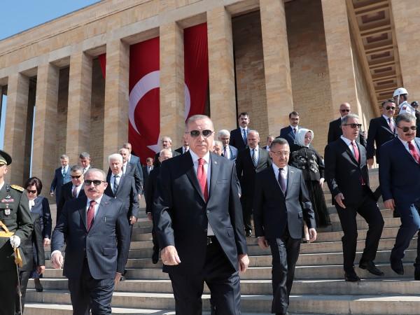 Предстоящите съдебни реформи, целящи да укрепят доверието в турската съдебна