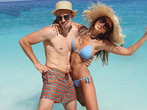 Александра и Даниел Петканови използват края на лятото за морска