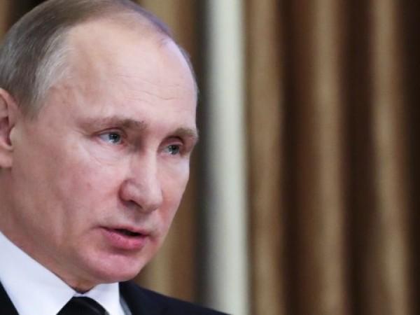 """Руският президент Владимир Путин посети космодрума """"Восточний"""" в Амурска област"""