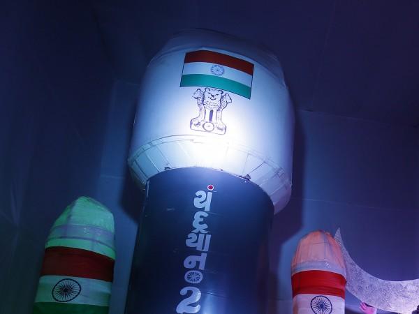 Снимка: Индия стъпи на Луната