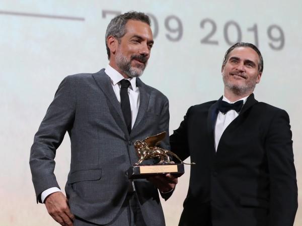 """""""Жокера"""" на американския режисьор Тод Филипс спечели наградата """"Златен лъв"""""""
