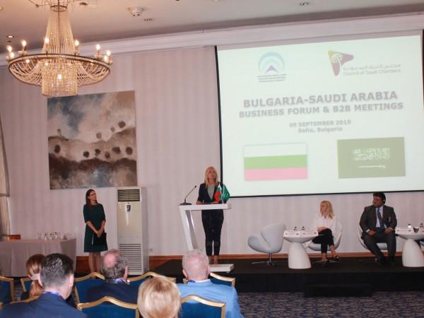 Износът от България за Саудитска Арабия отбелязва ръст от над