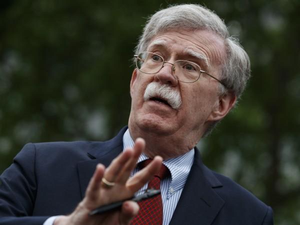 Съветникът на Белия дом по националната сигурност Джон Болтън подаде