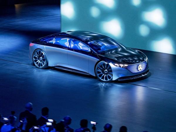 Най-важната премиера на Mercedes-Benz на автосалона във Франкфурт е на