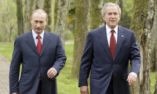 Путин предупредил Буш за терористичните атаки на 11 септември ...