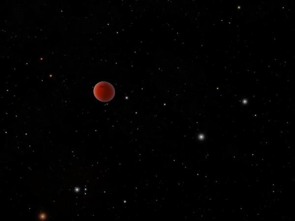 Астрономи за пръв път откриха водни пари в атмосферата на