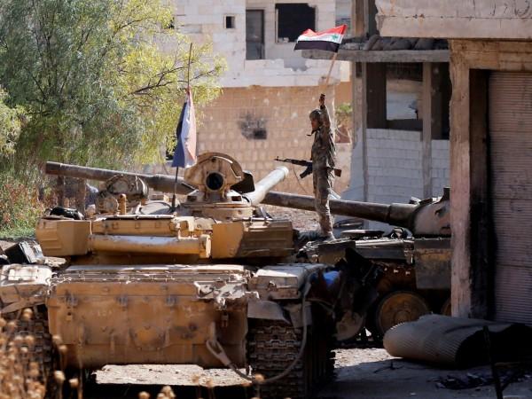 Ситуацията в Сирия се връща в мирното русло - там