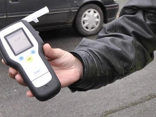 Полицаи задържаха в Шумен 52-годишен мъж, управлявал автомобил с 3,47