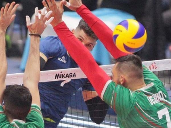 България продължи с втора победа на Европейското първенство по волейбол,