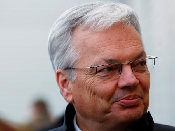 Белгийският вицепремиер Дидие Рейндерс, предложен за еврокомисар по правосъдието, е