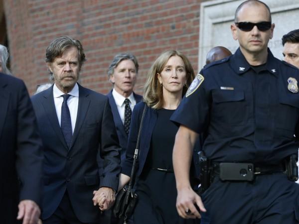 Актрисата Фелисити Хъфман беше осъдена на 14 дена затвор, защото