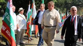 Каракачанов: Да се върне наборната военна служба!