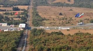 Спират движението на ГКПП Лесово на 16 септември